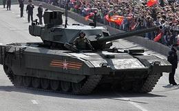 Tình báo Anh đánh giá cao xe tăng T-14 Armata của Nga