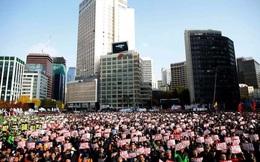 Hàn Quốc: Gần 200.000 người biểu tình đòi tổng thống từ chức