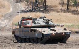 Xe tăng của Israel sẽ bất khả xâm phạm