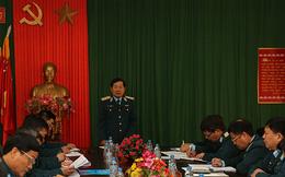 Tư lệnh Quân chủng kiểm tra Trung đoàn 257