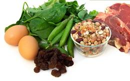 Không nhất thiết phải ăn thịt đâu, 7 thực phẩm sau sẽ cung cấp đủ chất sắt cho bạn!
