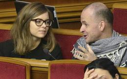 Ukraine lên tiếng về ảnh ngực trần của nữ thứ trưởng 24 tuổi