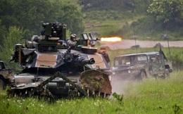 Mỹ dựa vào Israel để đối phó với xe tăng Nga