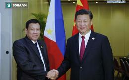 Duterte gặp Tập Cận Bình: Sẽ mãi mãi làm bạn với người anh em Trung Quốc