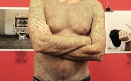 Người đàn ông xăm 40.000 hình giống hệt nhau lên cơ thể và lý do bất ngờ đằng sau