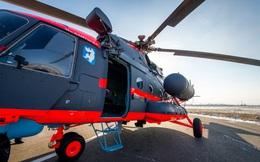 Mi-8 AMTSh-VA tung hoành: Đã rõ ai là chủ nhân của Bắc Cực?