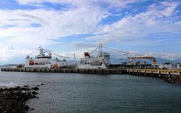 Khánh Hòa: Tiếp nhận 2 tàu cảnh sát biển hiện đại