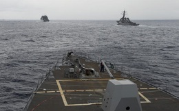 Học giả Trung Quốc: Trump theo đuổi 'bá chủ khu vực' ở Biển Đông