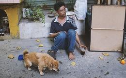 Anh đánh giày câm ở Sài Gòn bị người đàn ông đi xe SH dùng mũ bảo hiểm đánh vào đầu khiến nhiều người phẫn nộ