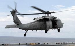 Tàu Iran lại chĩa vũ khí vào trực thăng Mỹ