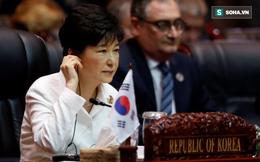Tổng thống Hàn Quốc Park Geun Hye nói sẽ từ chức nếu Quốc hội quyết định