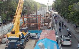 Dự án đường sắt Nhổn - Ga Hà Nội thừa nhận chậm tiến độ, tăng giá