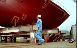 Làm thế nào mà người ta có thể vận chuyển các bộ phận của con tàu nặng hàng trăm tấn?
