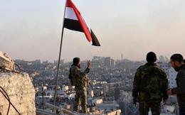 24h qua ảnh: Lính Syria mừng chiến thắng ở Aleppo