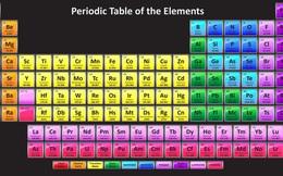 CHÍNH THỨC: Bảng Tuần hoàn hóa học có thêm bốn thành viên mới, ai vẫn đang học Hóa chú ý
