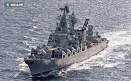 Tàu chiến Nga tập kết ngoài khơi Crimea, sẵn sàng bắn hạ tên lửa Ukraine