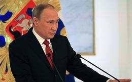 Ông Putin: Người Nga đã đoàn kết xung quanh những giá trị tinh thần yêu nước