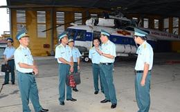 Quân chủng kiểm tra Sư đoàn Không quân 372