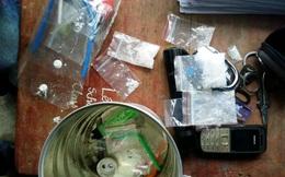 Quảng Nam: Bắt đối tượng bán ma túy tại gia