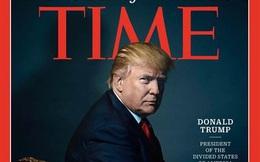 Trump được TIME bầu chọn là Nhân vật của năm