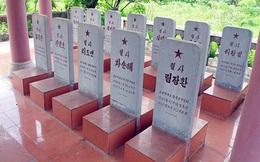 Câu chuyện về 14 ngôi mộ không hài cốt của phi công Triều Tiên tại Việt Nam