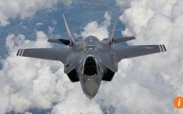 Đọ tính năng của chiến đấu cơ F-35 của Mỹ với J-20 của Trung Quốc