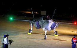 Syria như chốn không người khi Israel nhận F-35I