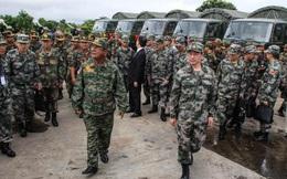 Trung Quốc tập trận chưa có tiền lệ với Campuchia