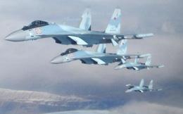 Nguyên nhân khiến Nga rút Su-35S về nước