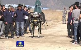 """Lộ diện robot chiến đấu """"lai động vật"""" của Trung Quốc"""