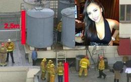 Cô gái mất tích sau khi chia tay người tình, một năm sau thi thể được tìm thấy trong bể nước chung cư