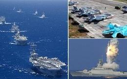 Nga nắm Syria và Địa Trung Hải, đuổi Mỹ khỏi Trung Đông