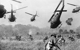 """Chiến thuật """"trực thăng vận"""" của Mỹ trong chiến tranh Việt Nam"""