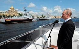 Nga mở rộng căn cứ tại Syria vì hòa bình thế giới