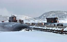 Tàu ngầm hạt nhân Nga khiến Mỹ ngán nhất