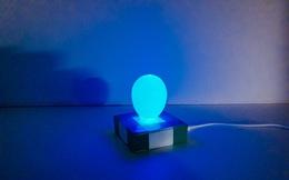 Tự tay chế tạo chiếc đèn ngủ chẳng giống ai làm bằng vỏ trứng gà