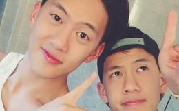 2 anh em sinh đôi lai Việt - Thái đẹp trai, hát hay đang cực hot trên MXH