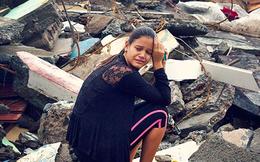 """Những hình ảnh đau thương ở Haiti sau cơn bão """"mặt quỷ"""" Matthew"""