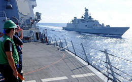 Cơ hội nào cho Type-052C khi tàu Shivalik Ấn Độ tấn công?