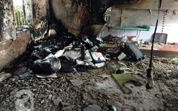 Hà Nội: Trường mầm non bị thiêu rụi trong đêm, nhiều học sinh phải nghỉ học