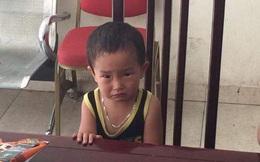 """Xót xa bé 2 tuổi bị bỏ rơi cùng bức thư """"bố đi tù, mẹ không đủ sức nuôi"""""""