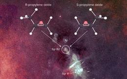 Các nhà khoa học tìm thấy một phân tử của sự sống ngay giữa vũ trụ