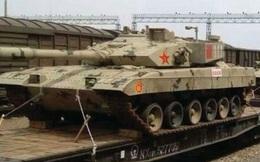 Trung Quốc hé lộ xe tăng chiến đấu mới sẽ đọ sức với Nga