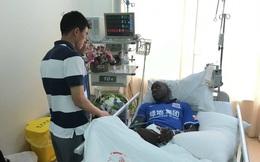 Demba Ba nói gì với cầu thủ Trung Quốc khiến mình bị chấn thương rùng rợn