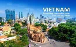 """Việt Nam xếp thứ 5 thế giới về """"quốc gia hạnh phúc"""""""