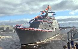 Mỹ chuẩn bị chào đón tàu chiến cận bờ hiện đại mới