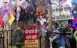 Ấn Độ báo động diều Trung Quốc nguy hiểm chết người