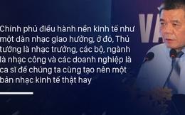 """Chủ tịch BIDV Trần Bắc Hà: """"Người làm ngân hàng từng hoang mang, lo sợ, thậm chí uất ức"""""""