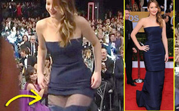 Sự thật chuyện các người đẹp không mặc nội y trên thảm đỏ