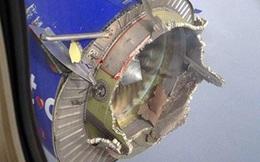 Động cơ máy bay Boeing 737 vỡ thành từng mảnh khi đang chở 104 người